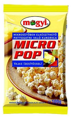 Popcorn Mit Butter